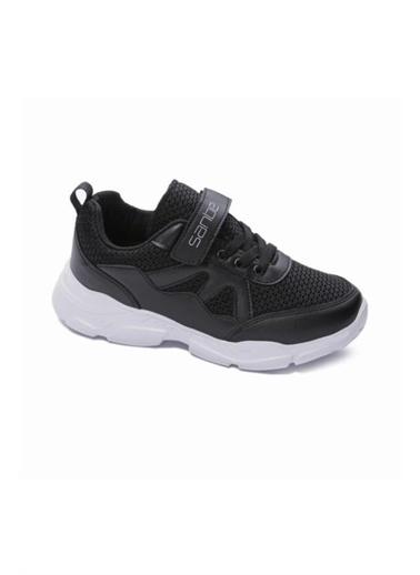 Sanbe 130T7705 Phylon Çocuk Spor Ayakkabısı 31-35 Siyah